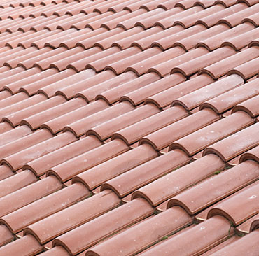 tile roofing example