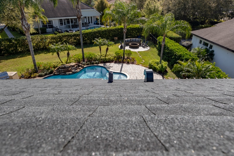 shingle roof example
