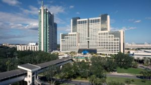 Hyatt Regency Roof Project completed by Stratus