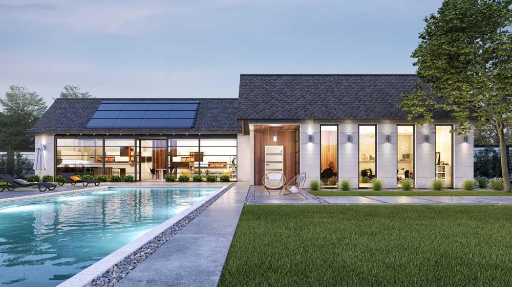 GAF Solar Roofing